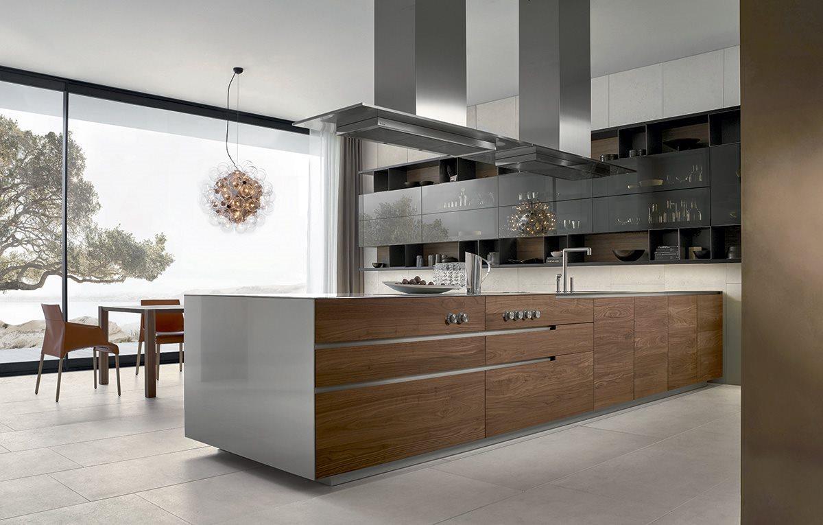 Poliform kitchen - Gelosa Arredi Lissone