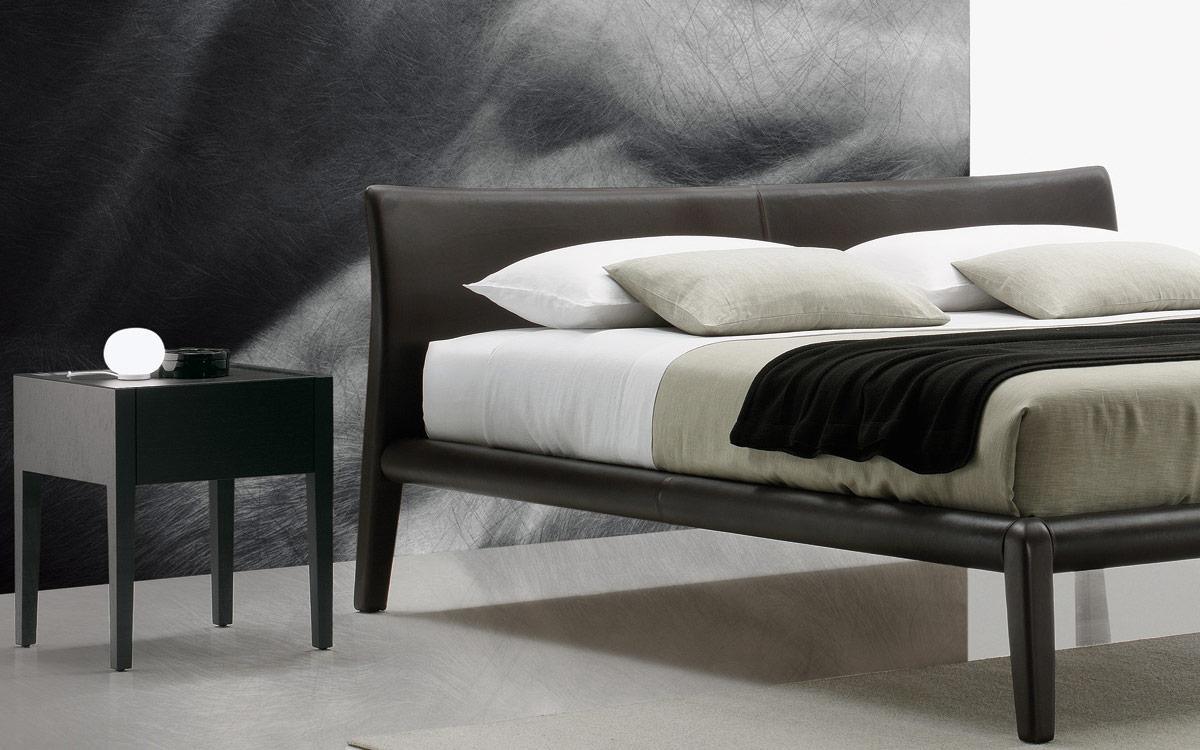 Letti poliform amazing soluzioni per il soggiorno e per la camera da letto poliform salone del - Letto poliform jacqueline ...