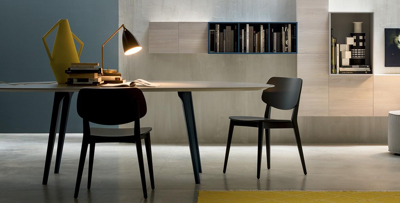 Tavoli e sedie novamobili gelosa arredi lissone for Papino arreda tavoli e sedie