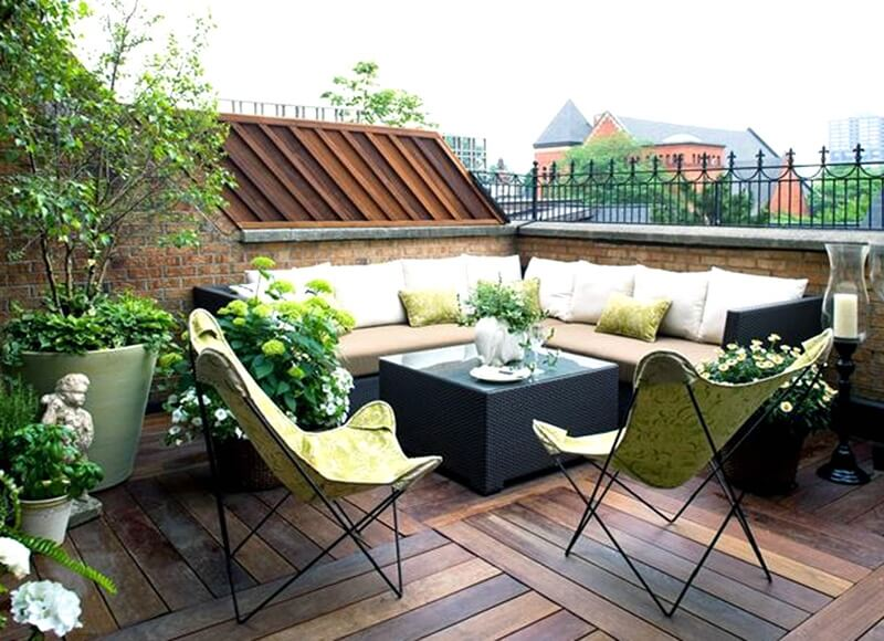 Aprile in giardino e terrazzo - Gelosa Arredi Lissone